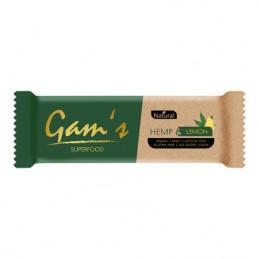Gam's Superfood -Hemp & Lemon