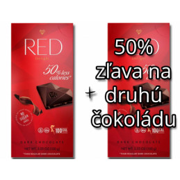 RED - hořká 100g - 2 pack
