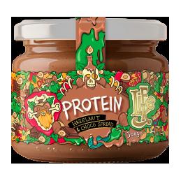Protein hazelnut choco...